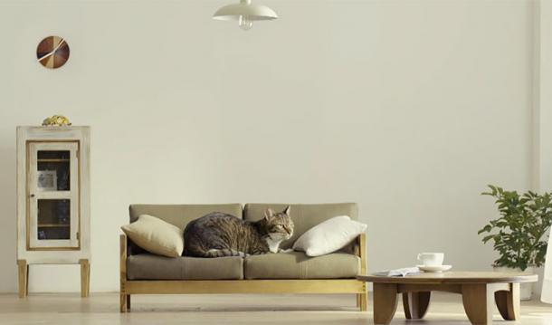 Mini kitty furniture