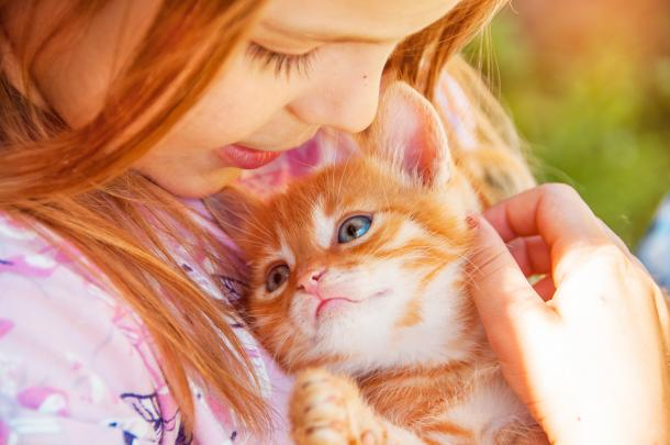 5 Reasons Children Should Grow Up With Cats