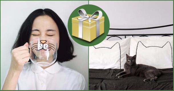 Fun and Original Gifts for People Who Love Cats